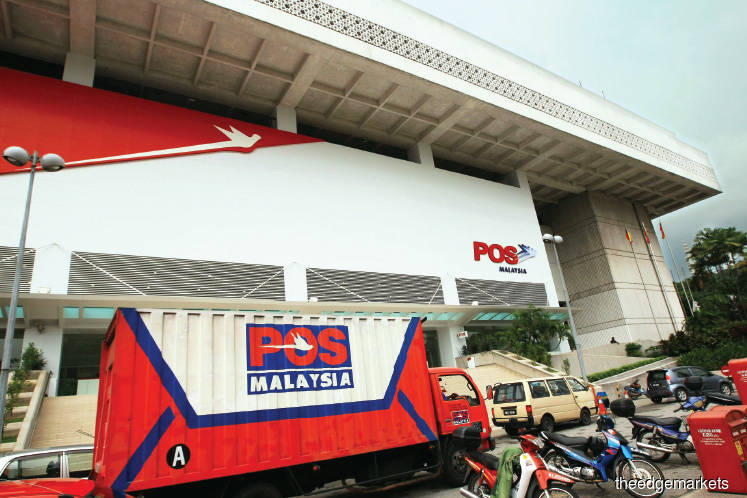 e-Commerce yet to boost Pos Malaysia's earnings