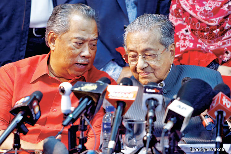 Politics and Policy: No easy solution for Bersatu's leadership impasse