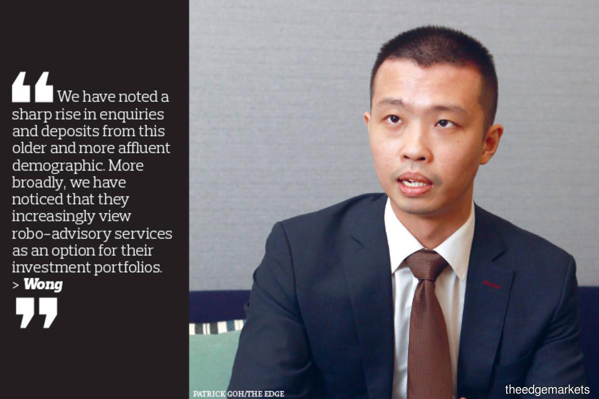 Fintech: Older investors drawn to robo-advisors during pandemic, says StashAway