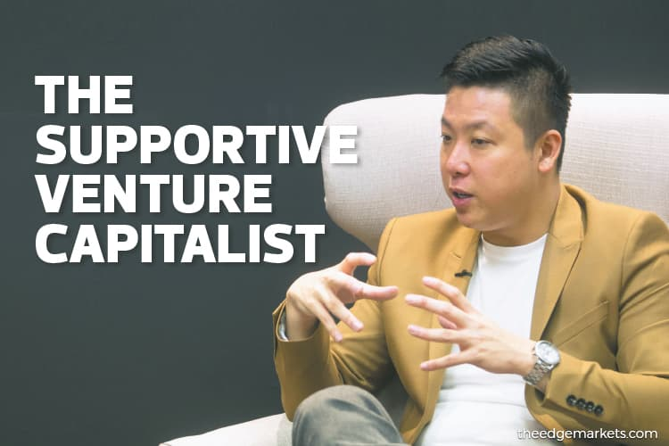 Cover Story: The supportive venture capitalist
