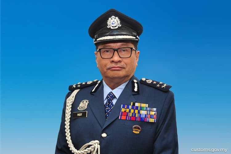 Paddy Abd Halim is new director-general of Customs Department