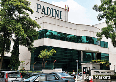 Padini's FY15 results outperform estimates by 23%