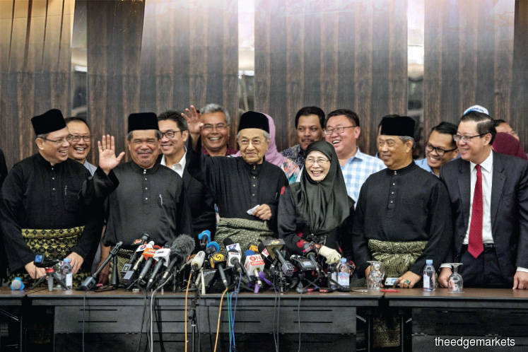 Rhetoric that destroys national unity must be rejected, say Pakatan leaders