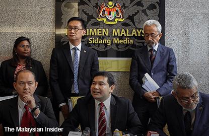 Pakatan says no to KL-Singapore high-speed rail