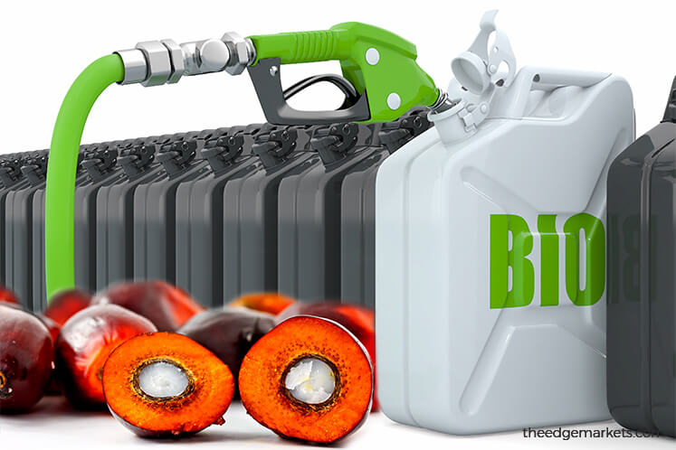 Yusof Basiron : Palm oil biodiesel demand seen rising 5m tonnes in 2020