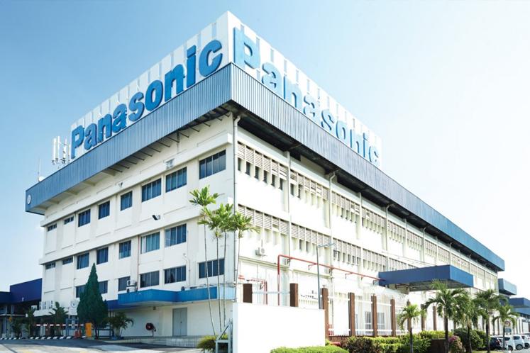 Panasonic 1Q net profit up 7.8% on lower derivative loss