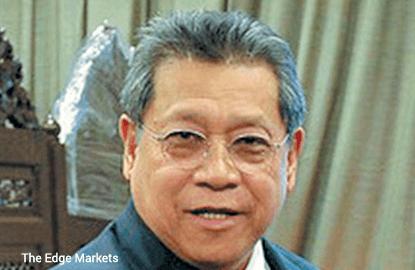 AG's report not tabled as still under OSA, says Speaker