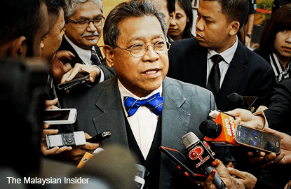 Pandikar wants to see the numbers before allowing confidence motion against Najib
