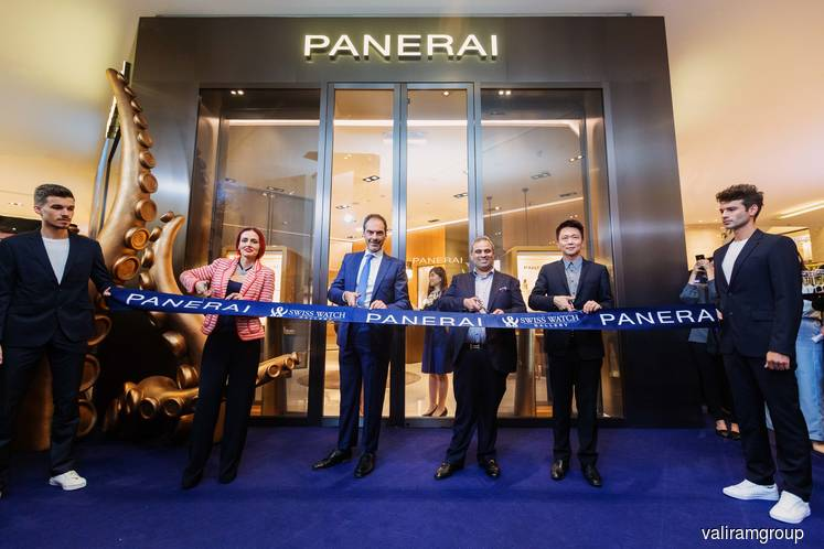 First standalone Panerai boutique in Malaysia opens at Pavillion KL