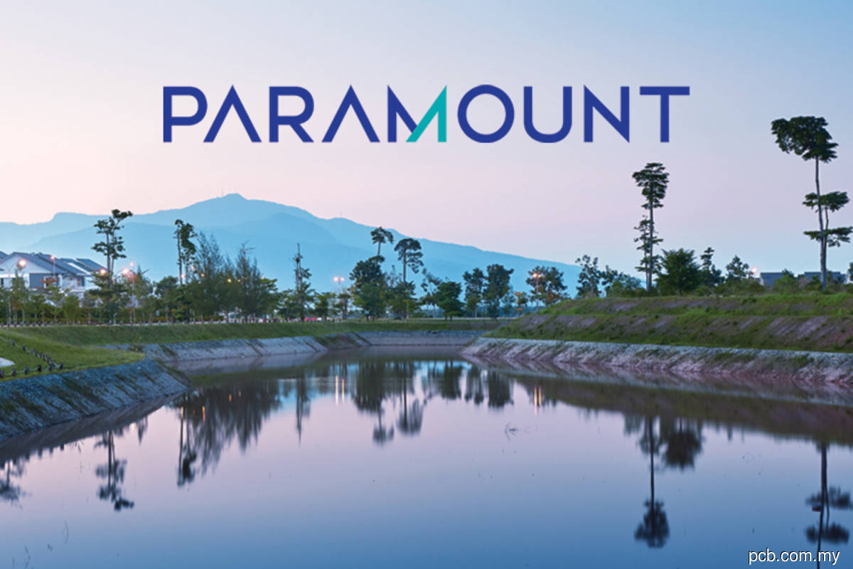 Paramount posts profitable 3Q as property sales rebound and construction works resume