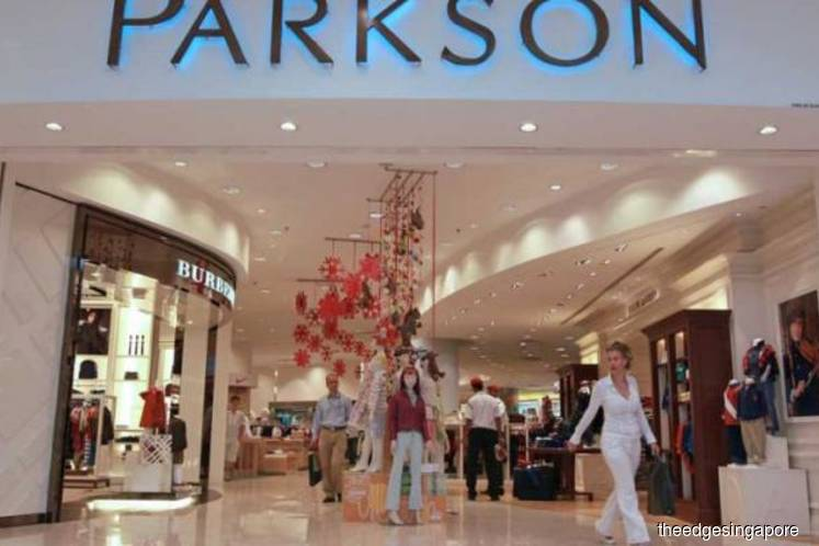 Parkson Retail Asia narrows 3Q losses by 14% to S$7.8 mil