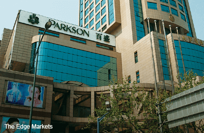 Parkson's new group structure fails to excite