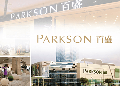 Parkson rebounds on investors' strong buying interest