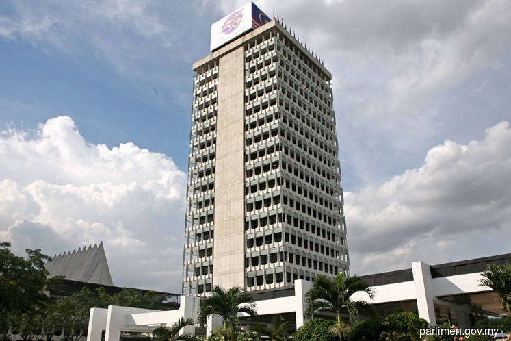 MoF tables five Bill amendments at Dewan Rakyat