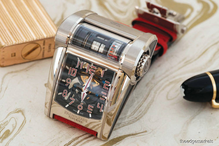 Watches: How the US$300,000 Bugatti watch earns its price tag