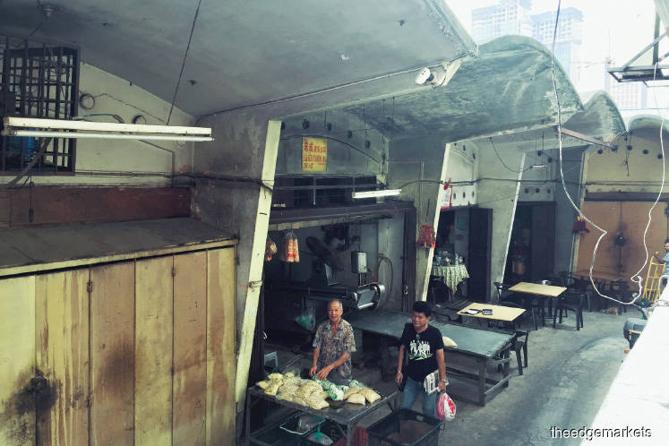 Streetscapes: A taste of old KL at Pasar Raja Bot