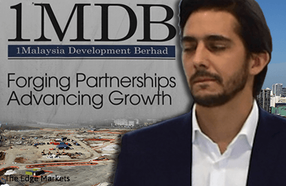 1MDB ex-JV partner PetroSaudi executive alleged to have received 'mysterious' US$33m - report