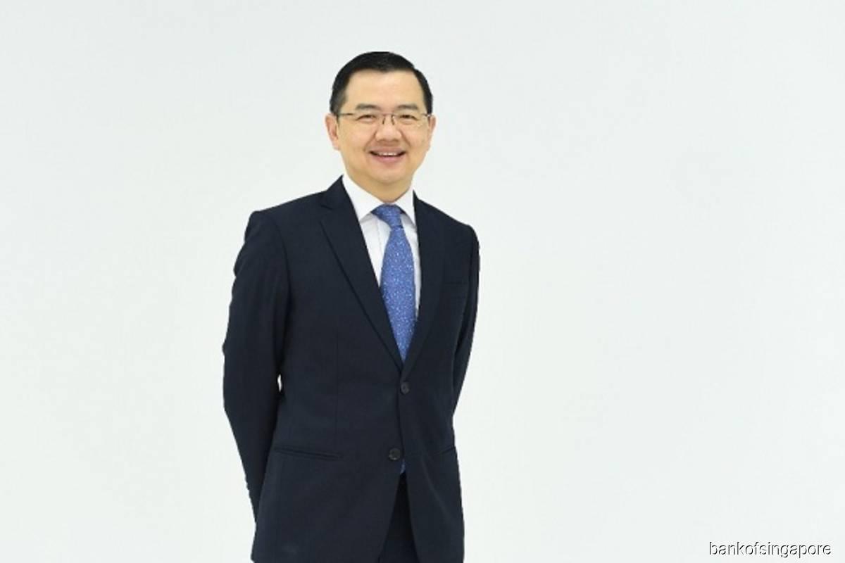 Paul Chua (Photo by Bank of Singapore)