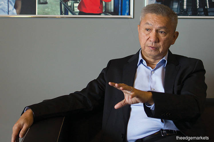 Cover Story: Q&A with Tan Sri Paul Koon Poh Keong: Starting from scratch