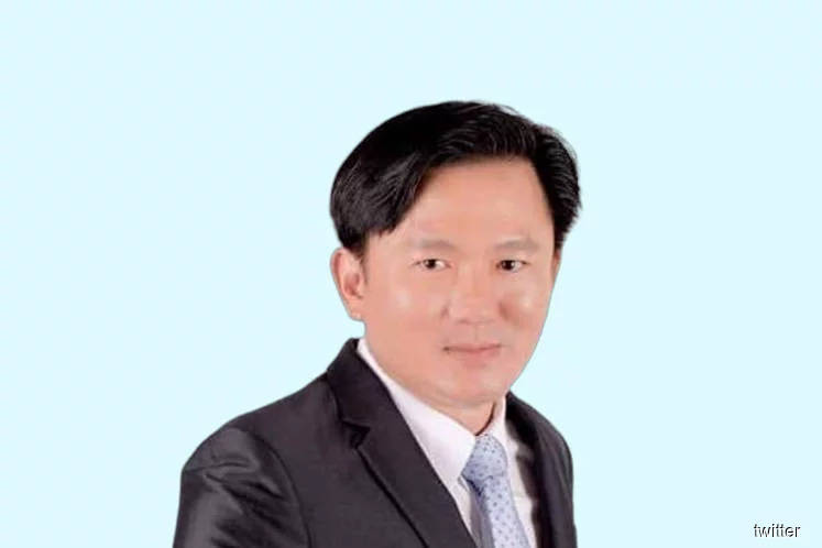 Paul Yong resumes exco duties