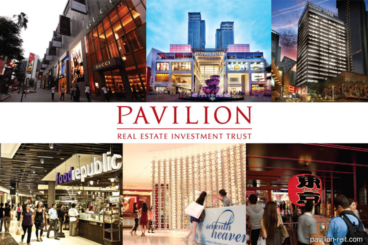 Pavilion REIT's 3Q NPI up 56% q-o-q to RM61m on higher revenue