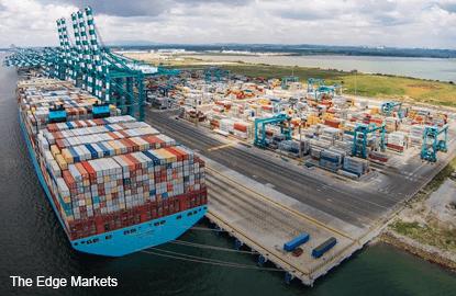 PTP去年货柜吞吐量增长7%