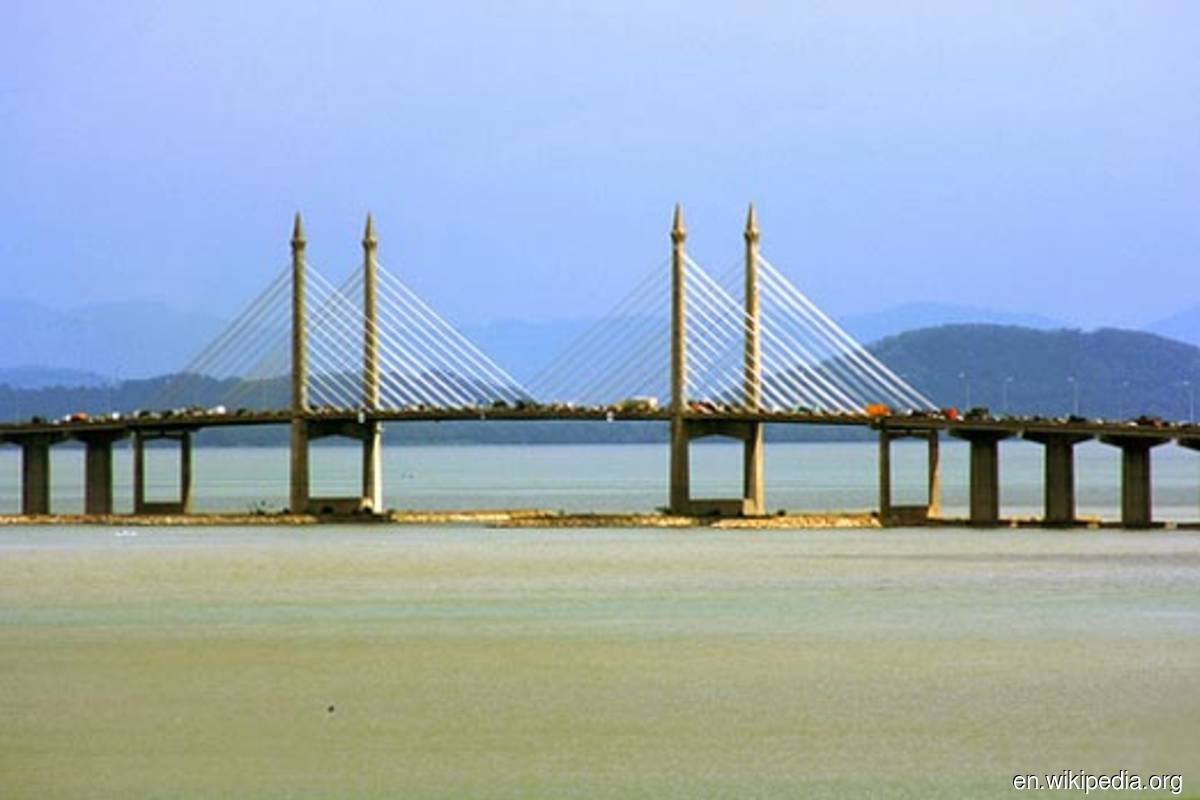 Cable repair under Penang Bridge to be completed earlier