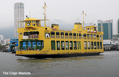 Penang to discuss ferry takeover with ministry tomorrow
