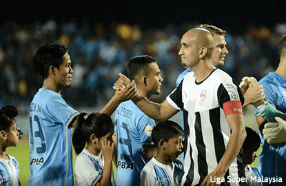 British daily says Penang player deserves FIFA award over banana free kick