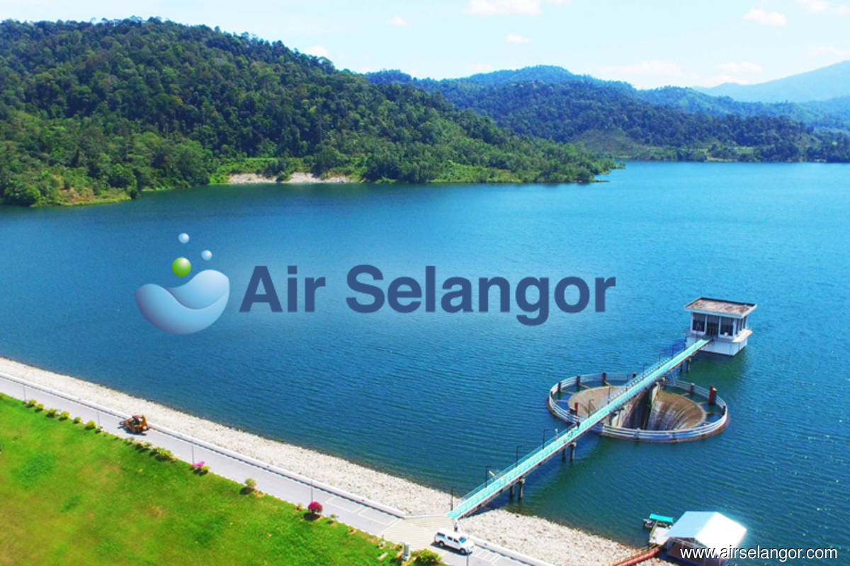 Air Selangor allocates RM293 mil for non-revenue water reduction programmes