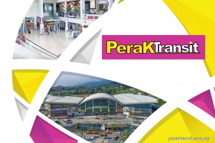 Perak Transit to raise RM500m