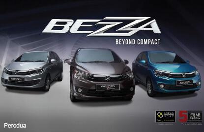Will Perodua's Bezza drive Proton's Saga off the road?
