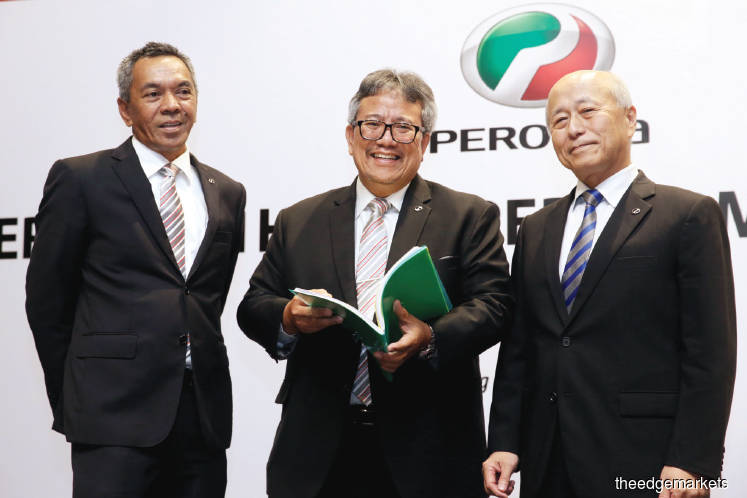 Perodua raises 2019 sales target, plans production ramp-up