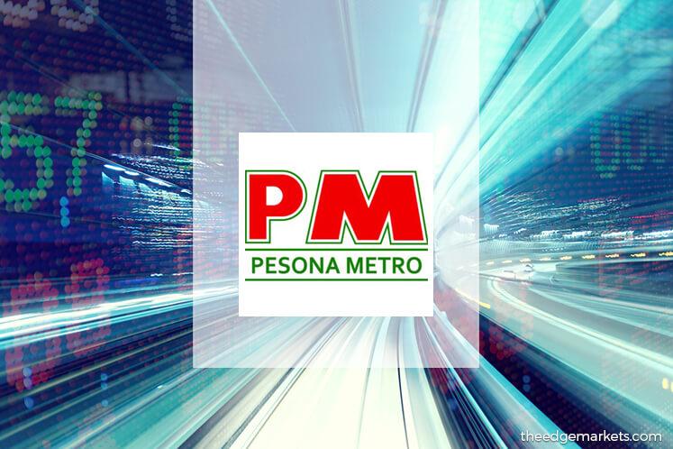 Stock With Momentum: Pesona Metro Holdings Bhd