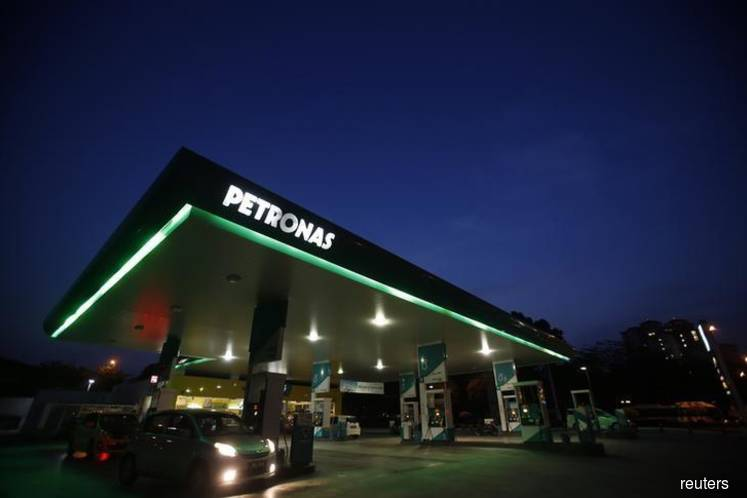 Mixed trading of MISC, Petronas Dagangan and Petronas Gas shares