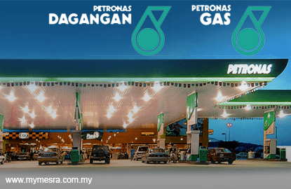 Petdag, Petgas among top losers on profit taking