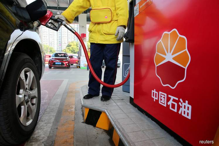 PetroChina Is Worth Less Than Its Energy Reserves Under Ground