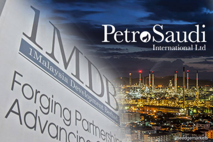 PetroSaudi co-founder received US$85m from 1MDB JV deal, High Court told