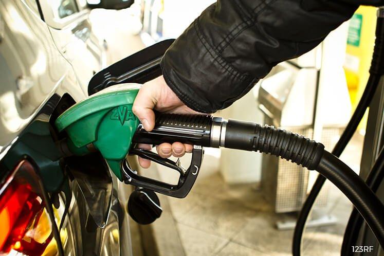 """汽油价格""""升升不息""""再度上涨"""