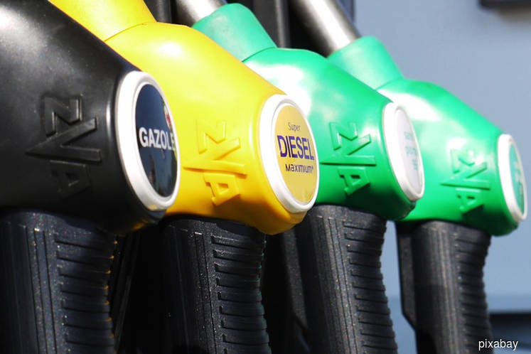 RON97 up 5 sen for upcoming week, RON95 and diesel unchanged