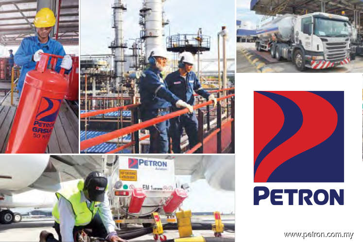 Petron starts FY19 with 20% fall in 1Q earnings
