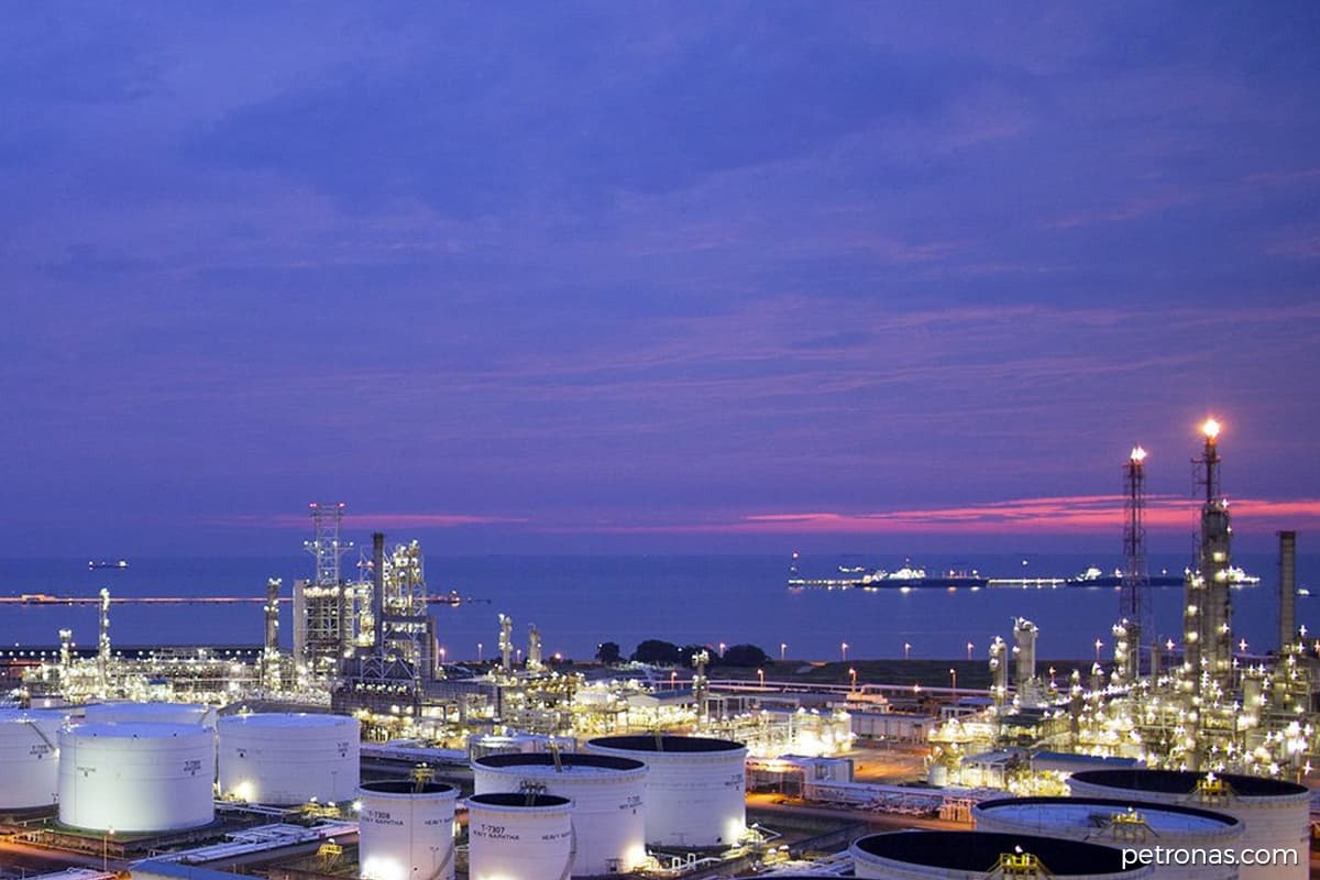 Petronas prices US$600 million bond offering