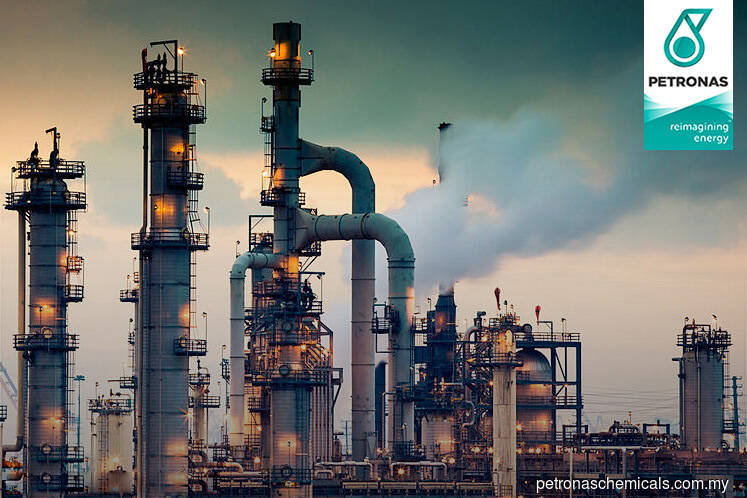 Petronas Chemicals jumps to highest level in a month