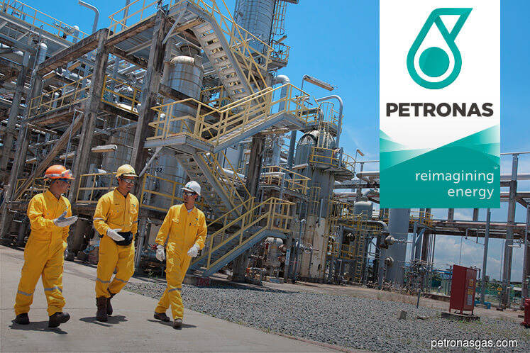 Petronas Gas down 3.8% to lowest level in 12 weeks