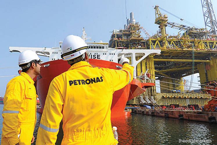 Petronas to award more jobs in next three years