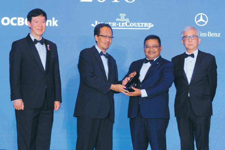 Best CR initiatives: SUPER BIG CAP COMPANIES — ABOVE RM40 BILLION MARKET CAPITALISATION: Petronas Chemicals Group Bhd - Leaving minimum negative impact on the environment
