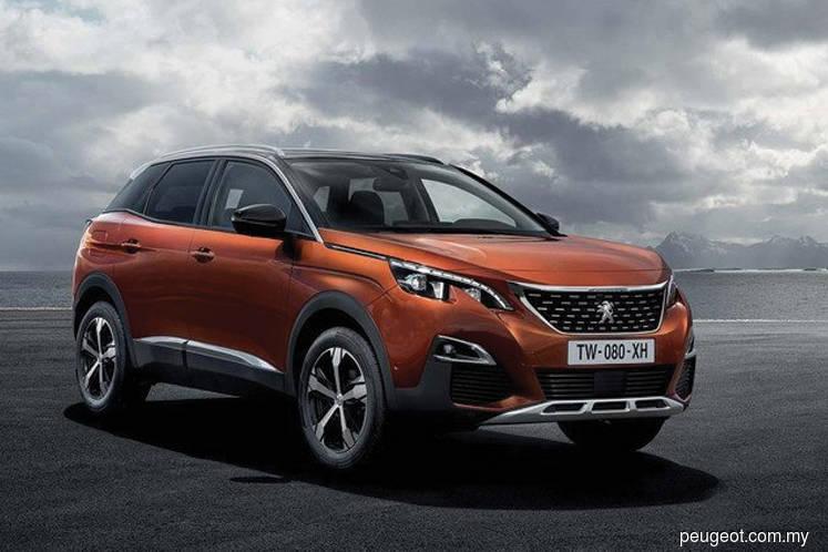 Nasim: Peugeot 3008 SUV to make up 22% of lowered 2017 sales target