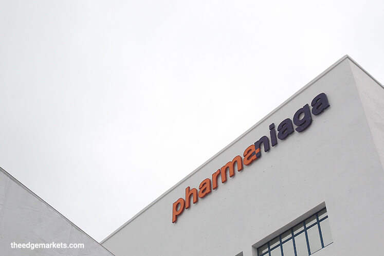 Pharmaniaga rises 5.93% on higher 1Q earnings
