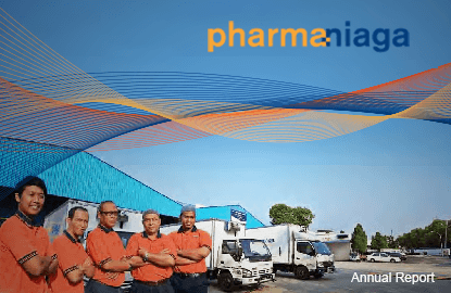 Pharmaniaga reports 56% fall in 4Q net profit, declares 7 sen dividend