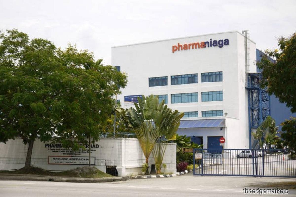 Pharmaniaga shares down despite revenue jump